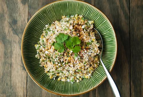 salad ngo nuong kieu mexico de an - 10