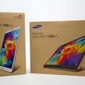 Eva Sành điệu - Mở hộp bộ đôi Galaxy Tab S đối thủ của iPad Air vừa lên kệ