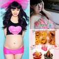 Bà bầu - Ghen tỵ với vẻ đẹp 'hotgirl' của mẹ bầu 38 tuần