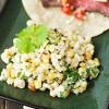 Salad ngô nướng kiểu Mexico dễ ăn