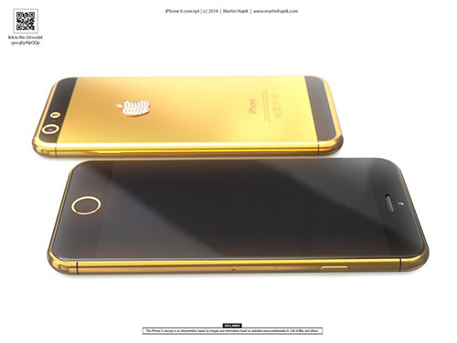 y tuong iphone 6 ma vang dinh kim cuong gia 85 trieu dong - 3