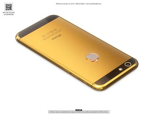 y tuong iphone 6 ma vang dinh kim cuong gia 85 trieu dong - 4