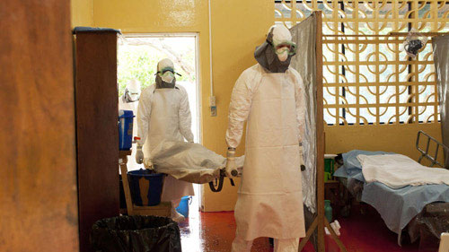 dich ebola toi te nhat trong lich su: lay qua duong ho hap - 1