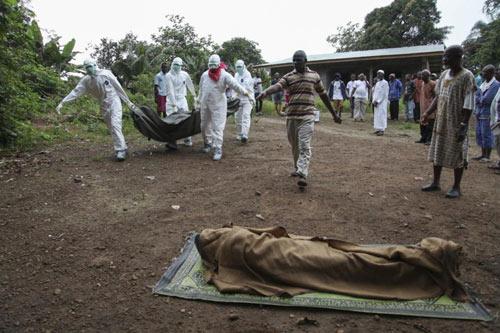 who ban bo tinh trang khan cap toan cau ve ebola - 1