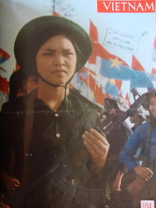 anh hiem ve nhan sac phu nu viet nhung nam 1970 - 6