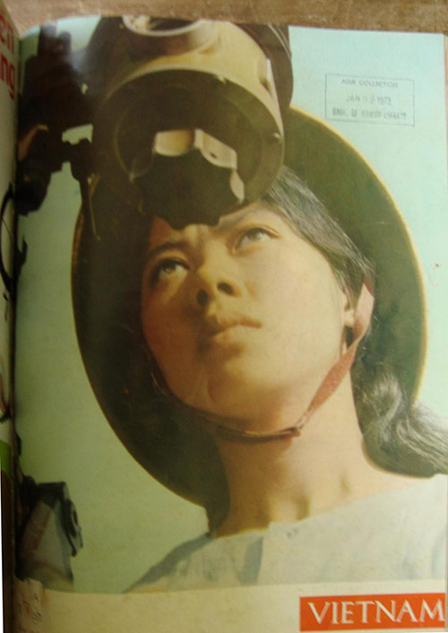 anh hiem ve nhan sac phu nu viet nhung nam 1970 - 7
