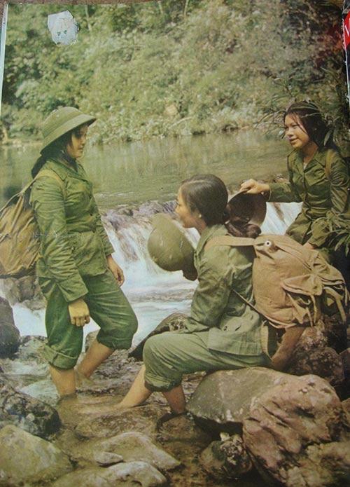 anh hiem ve nhan sac phu nu viet nhung nam 1970 - 8