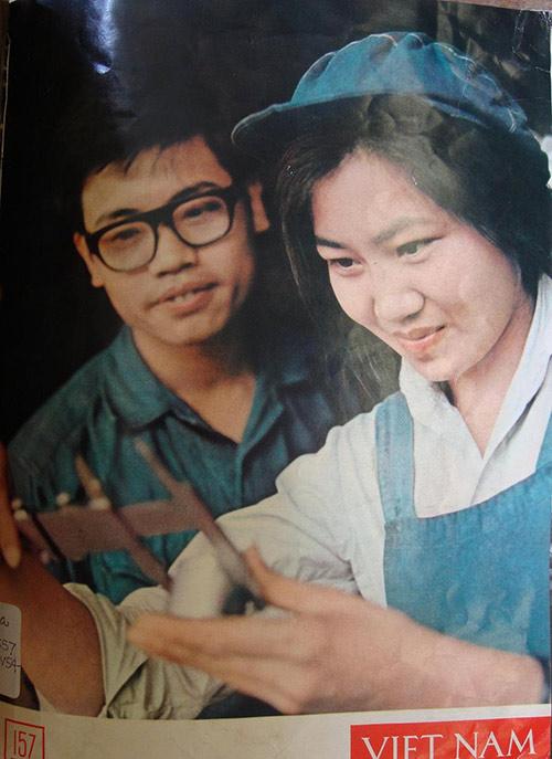 anh hiem ve nhan sac phu nu viet nhung nam 1970 - 9