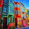 Xem & Đọc - Đi thăm 18 ngôi nhà sặc sỡ nhất Thế giới