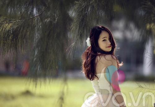 gap stylist bau xinh nhu cong chua - 5