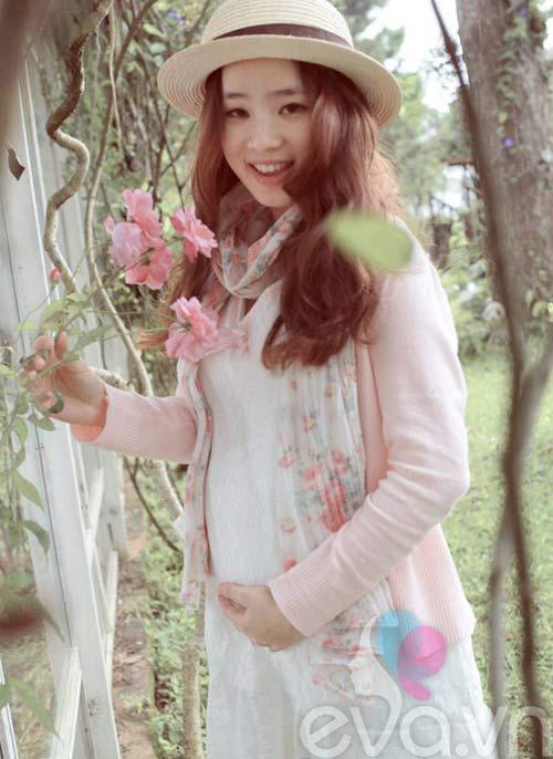 gap stylist bau xinh nhu cong chua - 2