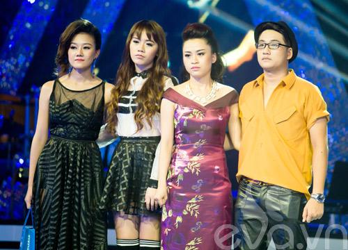 my dung khoe dang chuan tren san khau sau sinh - 16