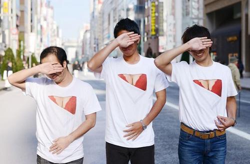 """gap chu nhan chiec ao """"khoe vong 1"""" - 3"""