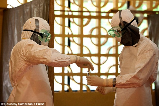 vacxin ebola se duoc thu nghiem tren nguoi vao thang 9 - 1
