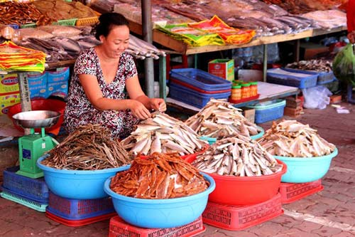cho ca kho 30.000 dong/kg o bien ba ria - vung tau - 6