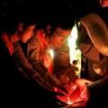 Tin tức - Lung linh ánh nến lễ truyền đăng ngày Vu Lan