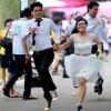 Tình yêu - Giới tính - 50 cặp uyên ương chạy marathon vì tình yêu