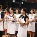 Bếp Eva - Top 12 MasterChef Vietnam lộ diện