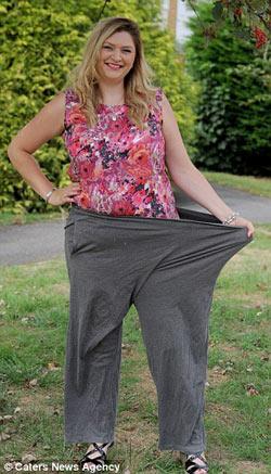 ky luc: me tang 41kg khi mang thai - 2