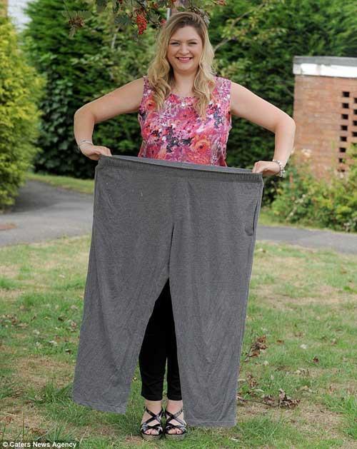 ky luc: me tang 41kg khi mang thai - 8