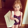 """Làm mẹ - Cuộc sống """"sang chảnh"""" của nhóc tì 2 tuổi người Úc"""