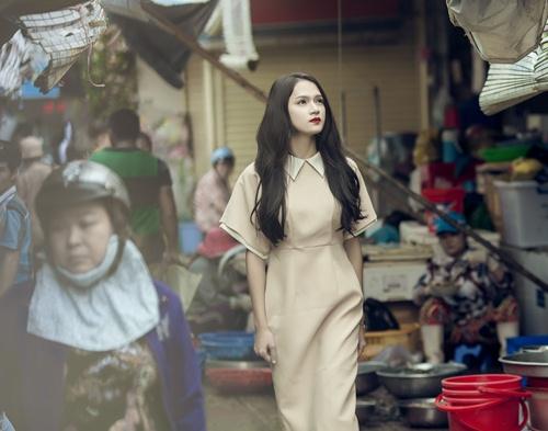 """huong giang idol khien gai """"xin"""" cung phai ghen ti - 11"""