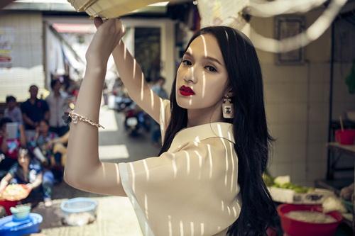 """huong giang idol khien gai """"xin"""" cung phai ghen ti - 12"""