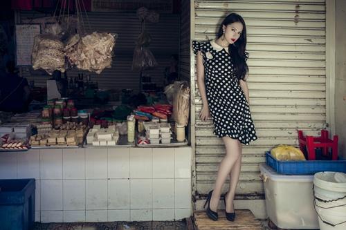 """huong giang idol khien gai """"xin"""" cung phai ghen ti - 5"""