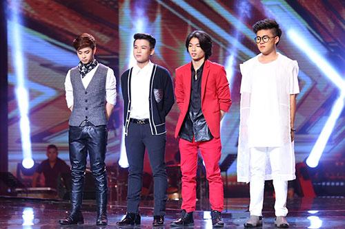 """ho quynh huong khong con """"manh mieng"""" tai x-factor - 1"""
