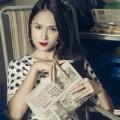 """Thời trang - Hương Giang Idol khiến gái """"xịn"""" cũng phải ghen tị"""