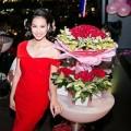 Làng sao - Vương Thu Phương đẹp ngọt ngào đón tuổi 23