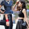 Thời trang - Chiếc váy giúp nữ công sở sang trọng bất ngờ