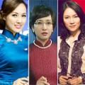 Làng sao - Những biên tập viên lên hình ấn tượng nhất VTV