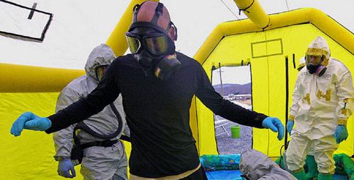 """khung bo bang """"bom ban"""" ebola: ac mong toan cau? - 2"""