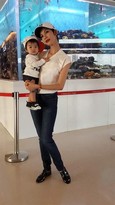 xuan lan hanh phuc don sinh nhat ben con gai - 3