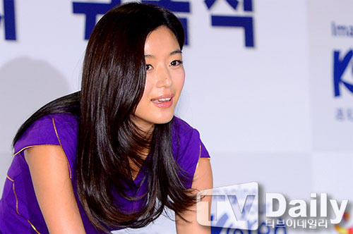 jeon ji hyun lam dai su du lich han quoc - 3