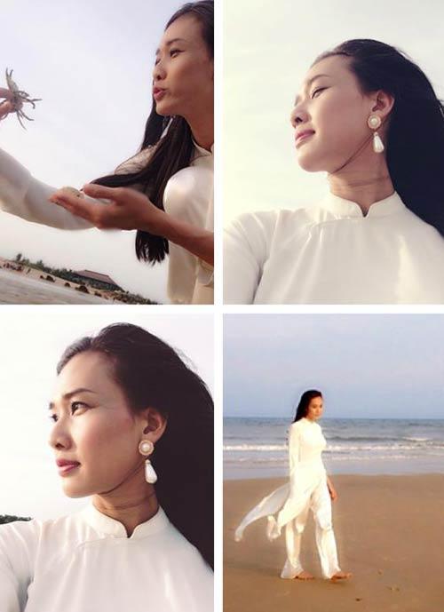 """duong my linh khong muon bi goi la """"nguoi yeu bang kieu"""" - 5"""