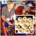 Bếp Eva - Đến Vũng Tàu thưởng thức bánh bông lan trứng muối