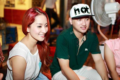 """khanh thi phong xe """"doc"""" di uong tra chanh via he - 9"""