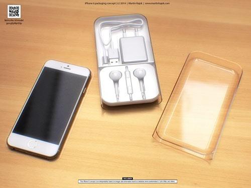 ban dung 3d iphone 6 kem hop dung kieu moi - 1