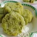 Bếp Eva - Trung thu này làm bánh dẻo trà xanh