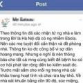 """Tin hot - Triệu tập 2 vợ chồng tung tin đồn """"Ebola xuất hiện ở VN"""""""