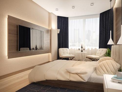 Nội thất như mơ của căn hộ 3 phòng ngủ - 10