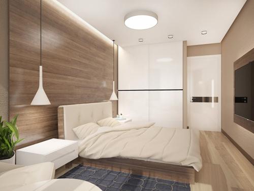 Nội thất như mơ của căn hộ 3 phòng ngủ - 11