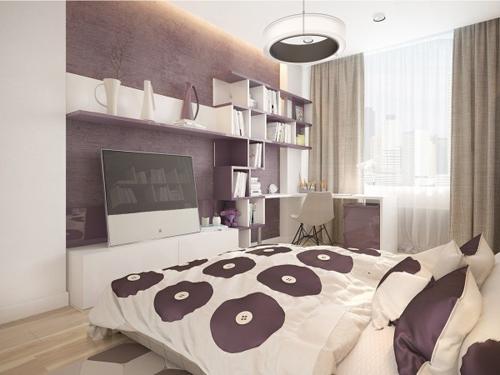 Nội thất như mơ của căn hộ 3 phòng ngủ - 13