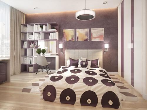 Nội thất như mơ của căn hộ 3 phòng ngủ - 15