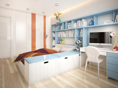 Nội thất như mơ của căn hộ 3 phòng ngủ - 9