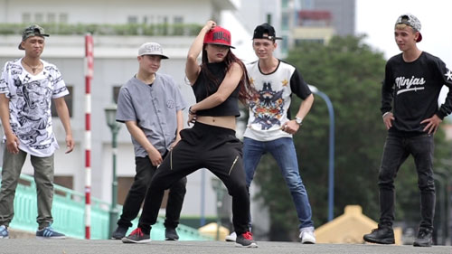"co hoi tham gia dai tiec vu dao chao don ""step up all in"" - 2"