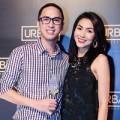 Làng sao - Vợ chồng Hà Tăng rạng ngời hạnh phúc bên nhau