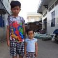 Tin tức - Mắc bệnh lạ, bé 8 tuổi nặng 8 kg, cao 80 cm